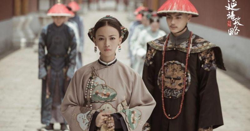 """Story of Yanxi Palace - დედამიწაზე 2018 წელს ყველაზე მეტჯერ """"დაგუგლული"""" სერიალია"""