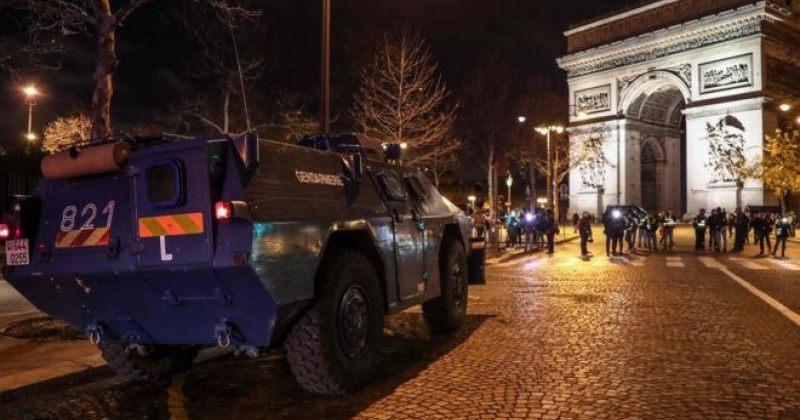 """საფრანგეთი """"ყვითელი ჟილეტების"""" აქციის განახლებისთვის ემზადება, დააკავეს 32 ადამიანი"""