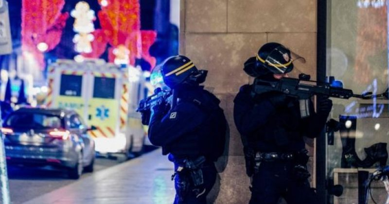 """პროკურორი: პირი, რომელმაც სტრასბურგში 3 ადამიანი მოკლა და 12 დაჭრა, """"ალაჰ აკბარს"""" ყვიროდა"""