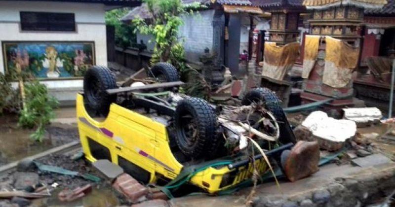 ინდონეზიაში, ცუნამის შედეგად 62 ადამიანი დაიღუპა და 584 დაშავდა