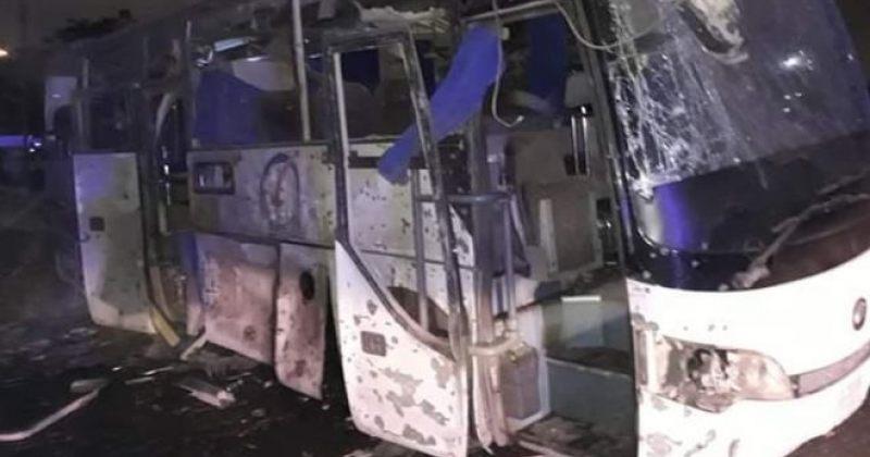 ეგვიპტეში ტურისტული ავტობუსის აფეთქებას მსხვერპლი მოჰყვა