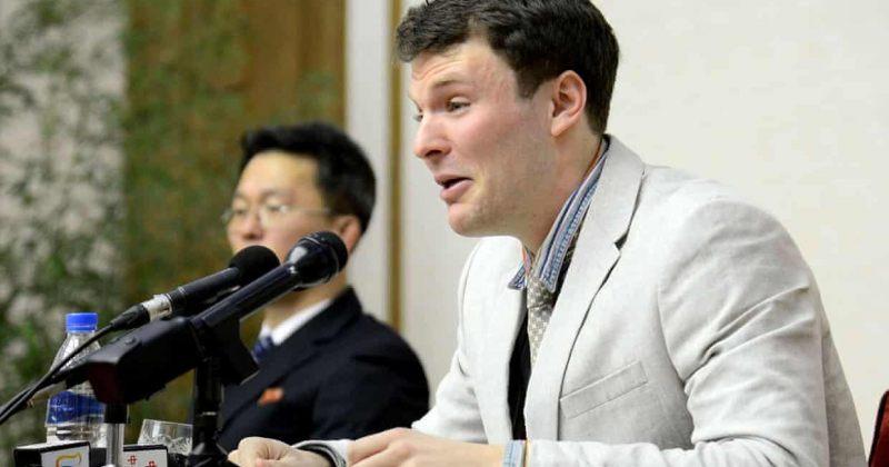 ჩრდილოეთ კორეამ აშშ-ს ოტო უორმბიერის სამედიცინო ხარჯების, $2 მლნ.-ის ქვითარი გაუგზავნა