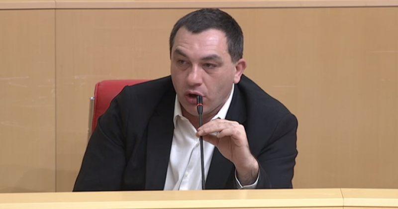ბოკერიას პასუხი ვოლსკის: კინოთეატრებთან მდგომი პროპუტინული ხალხი თქვენი ხელისუფლების სახეა