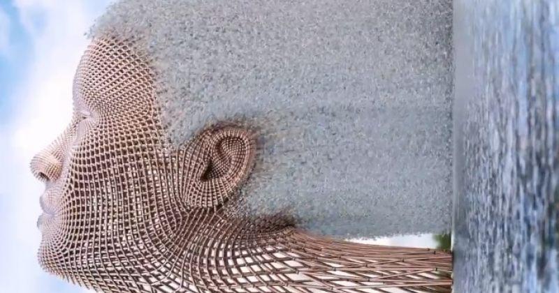 3D არტისტი ჩად ნაითის შთამბეჭდავი შადრევანი და სხვა ნამუშევრები