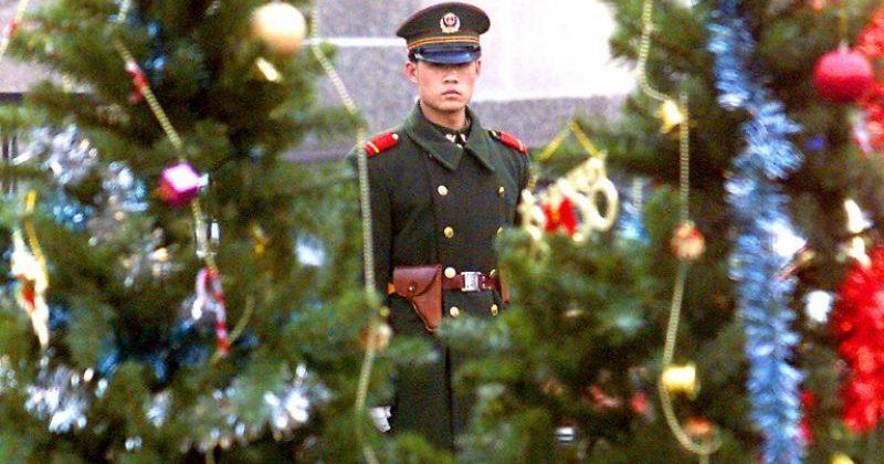 ჩინეთის ერთ-ერთ ქალაქში, ადგილობრივმა ხელისუფლებამ შობის აღნიშვნა აკრძალა