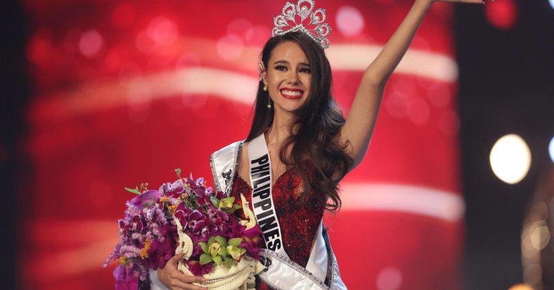 მის სამყარო 2018 ფილიპინელი კატრიონა გრეი გახდა