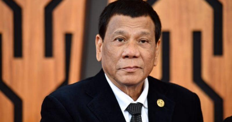 ფილიპინების პრეზიდენტი: საერთაშორისო სამიტებზე რომ არ ჩამეძინოს მარიხუანას ვეწევი