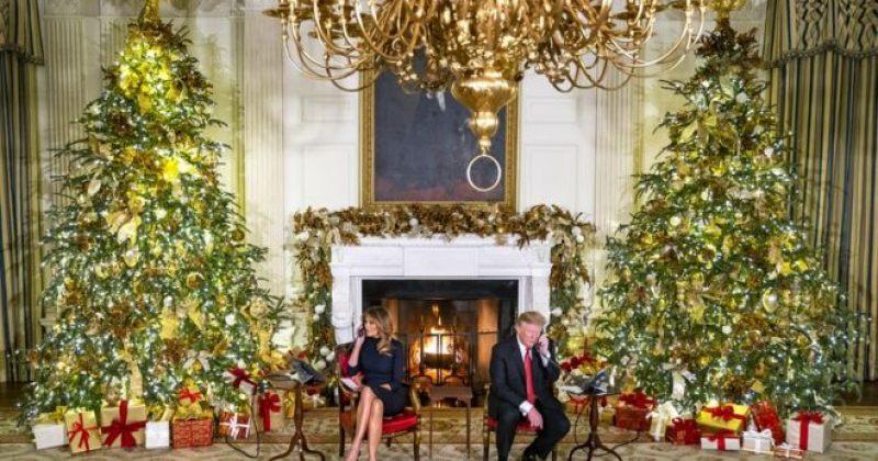 ტრამპი 7 წლის ბავშვს: კიდევ გჯერა სანტასი? 7 წელი მერყევი ასაკია