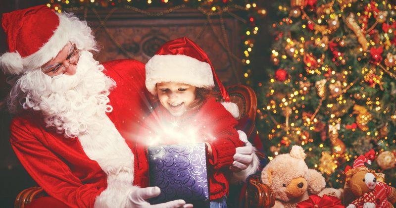ნიუ ჯერსიში მასწავლებელმა პირველკლასელ ბავშვს უთხრა რომ სანტა კლაუსი არ არსებობს