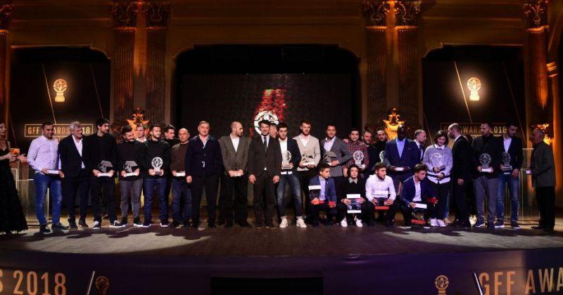 GFF AWARDS 2018 - გამარჯვებულები