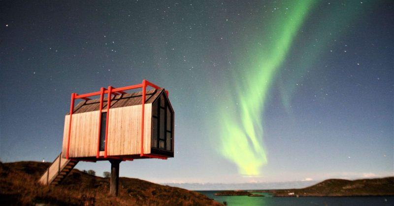 ნორვეგიაში შეგიძლიათ პოლარული ციალების ყურებისთვის კუნძული დაიქირავოთ