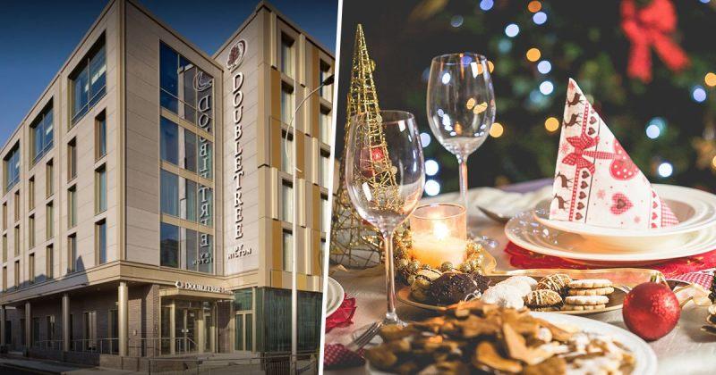 ბრიტანეთში სასტუმრო 28 უსახლკარო ადამიანს ოთახებითა და საახალწლო სადილით უმასპინძლებს