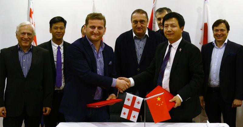 ჩინეთში ქართული ზეითუნის ზეთის, ვისკისა და ჩაის ექსპორტიც იგეგმება