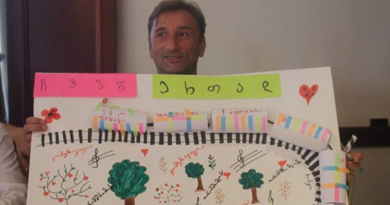 გურიის სოფელ ჩიბათის სკოლის მასწავლებელი მსოფლიოს 50 საუკეთესო მასწავლებელს შორისაა