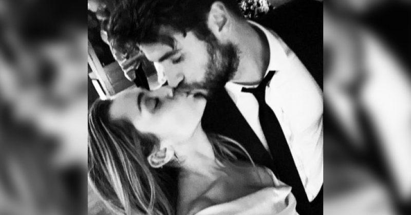 მაილი საირუსი და ლიამ ჰემსვორტი დაქორწინდნენ - ვიდეო