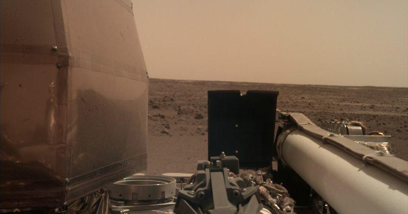 NASA-მ კოსმოსური ხომალდის მიერ გადაღებული მარსის ახალი ფოტოები გამოაქვეყნა