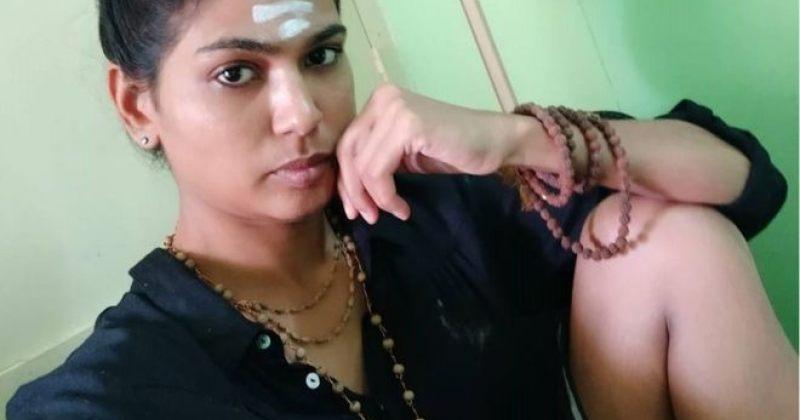 ინდოელი აქტივისტი ფოტოში ბარძაყის გამოჩენის გამო დააპატიმრეს