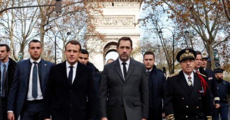 საფრანგეთში საწვავზე გადასახადების ზრდის პროექტი 6 თვით გადაიდო