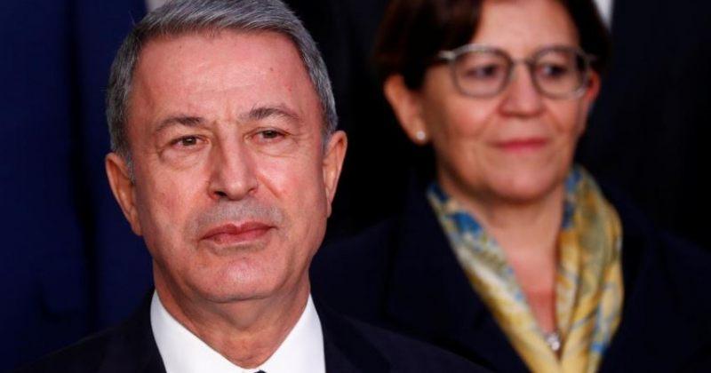 თურქეთის თავდაცვის მინისტრი: ჩვენ მხარს ვუჭერთ აზერბაიჯანს - ერთი ერი, ორი სახელმწიფო