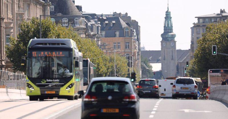 ლუქსემბურგში ყველა სახის საზოგადოებრივი ტრანსპორტი უფასო გახდება