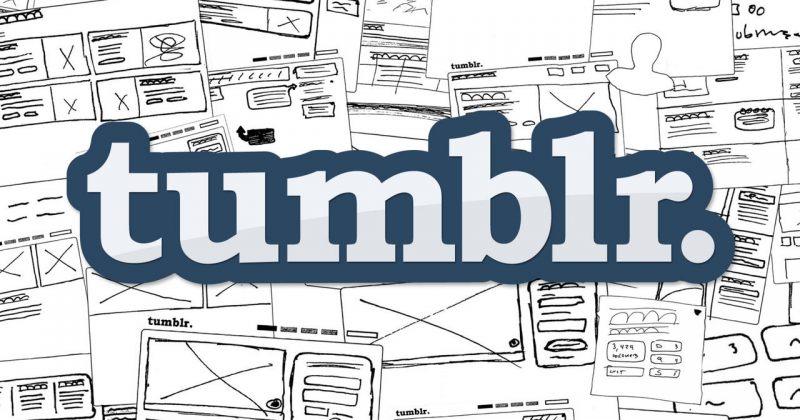 17 დეკემბრიდან TUMBLR პორნოგრაფიული შინაარსის მასალებს დაბლოკავს