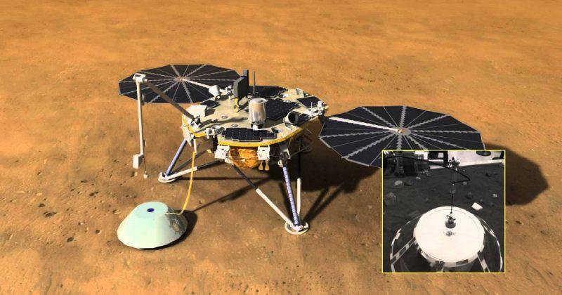 NASA-ს კოსმოსურმა ხომალდმა მარსზე ქარის ხმა ჩაიწერა