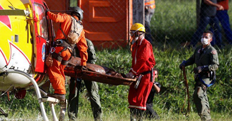 ბრაზილიაში კაშხლის გარღვევის შედეგად დაღუპულთა რიცხვი 65-მდე გაიზარდა