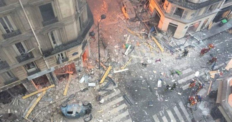 პარიზის საცხობში აფეთქების შედეგად დაღუპულთა რაოდენობა გაიზარდა
