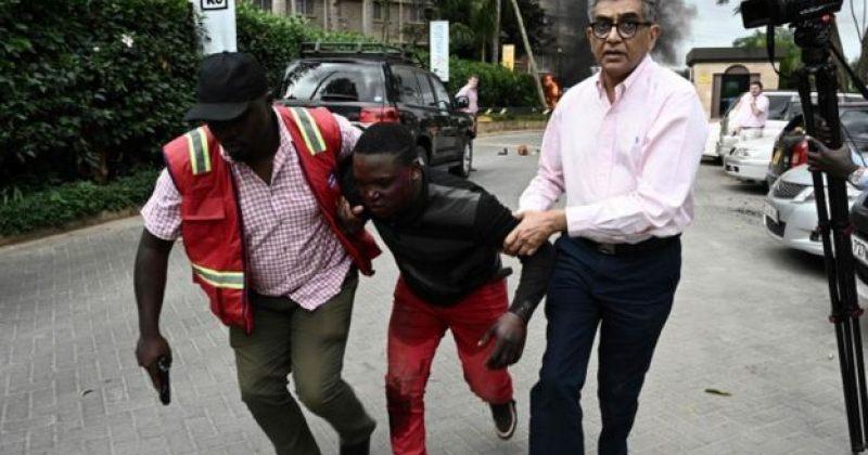 კენიის დედაქალაქში სასტუმროზე თავდასხმას 15 ადამიანი ემსხვერპლა