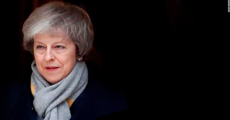 ტერეზა მეი დიდი ბრიტანეთის პრემიერმინისტრის პოსტს ტოვებს