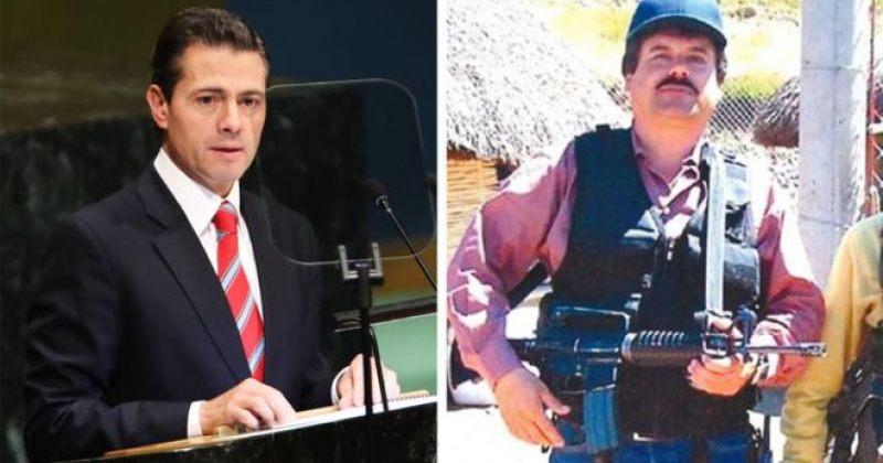 """""""ელ ჩაპოს"""" სასამართლოზე მოწმის თქმით მექსიკის ექპრეზიდენტმა კარტელისგან $100 მლნ. ქრთამი აიღო"""