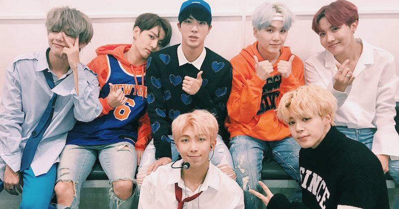BTS-ისსიმღერას DNAიუთუბზეKPOP ჯგუფებს შორის ყველაზე მეტი ნახვა აქვს
