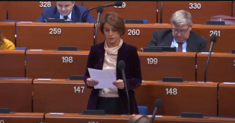 ჩუგოშვილი EPP-ის: დაგმეთ თქვენი პარტნიორი პარტიის  მიერ ჩემი ქვეყნის პრეზიდენტის შეურაცხყოფა