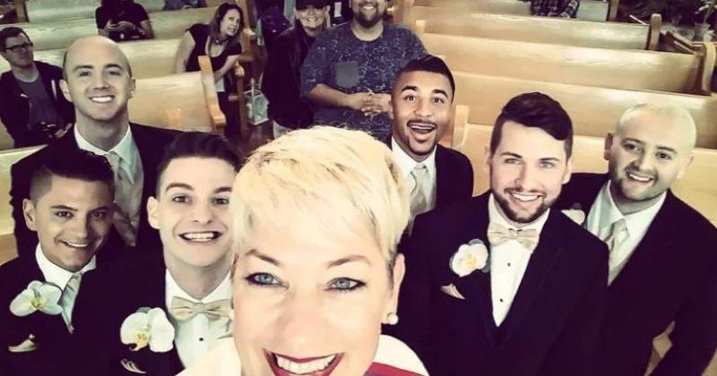 ქალი ოკლაჰომადან ერთნაირსქესიანი წყვილების ქორწილებს მათი მშობლების ნაცვლად ესწრება
