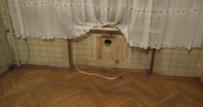 ყაზტრანსგაზი: თბილისში დაკეტილ ბინაში გაზი ჟონავდა, მილი მიერთების გარეშე ეგდო იატაკზე