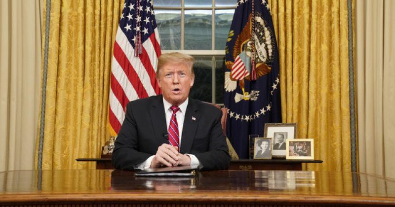 ტრამპი: კიდევ რამდენი ამერიკელის სისხლი უნდა დაიღვაროს, რომ კონგრესმა თავისი საქმე გააკეთოს?