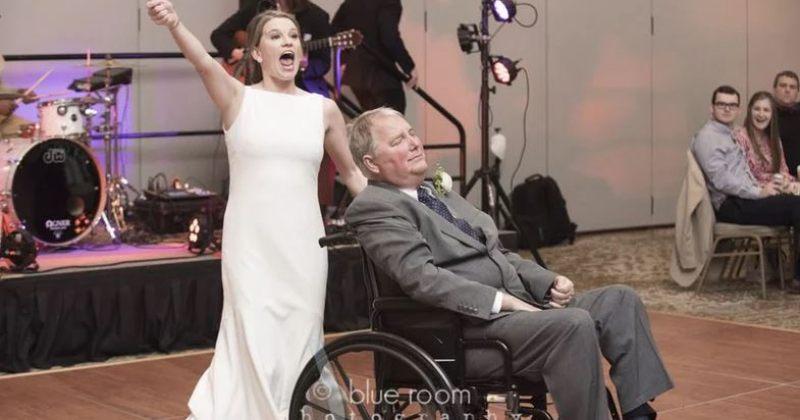 სიმსივნით დაავადებული კაცი, რომელმაც ცოტა ხნის წინ შვილის ქორწილში იცეკვა, გარდაიცვალა [VIDEO]