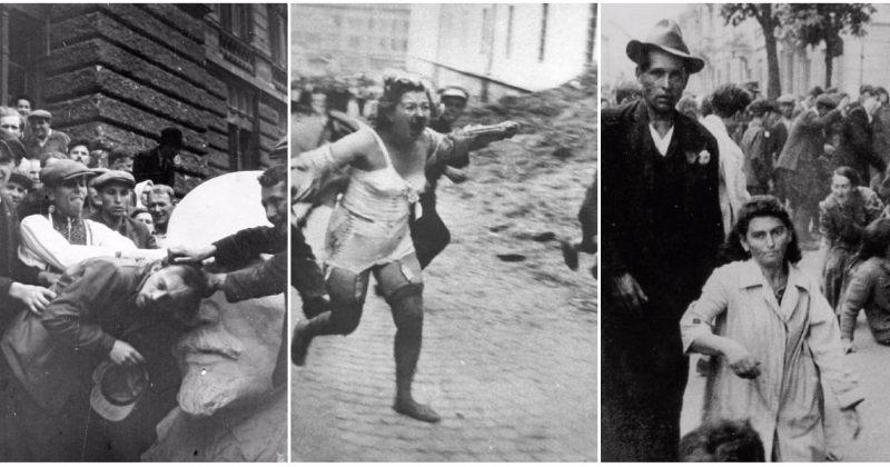 1941 წლის ლვოვის პოგრომის 30 შემზარავი ფოტო