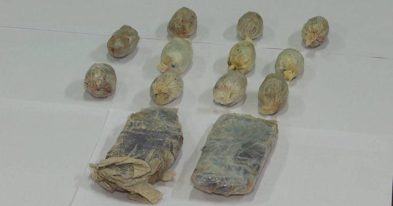 შსს: საქართველოში 8.5 კგ ჰეროინის შემოტანის ფაქტი აღვკვეთეთ