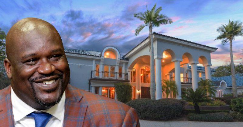 შაკილ ო'ნილი ფლორიდაში სახლს $22 მილიონად ყიდის - სურათები