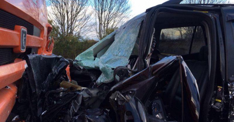 ზუგდიდის სოფელ ზედაეწერში ავარიას ორი ადამიანის სიცოცხლე ემსხვერპლა