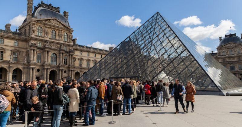 10 მუზეუმი, რომელსაც ყველაზე მეტი ადამიანი სტუმრობს