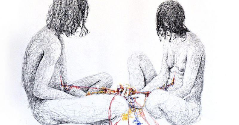 არტისტმა, შეყვარებულთან დაშორებით გამოწვეულ გრძნობებზე ილუსტრაციები შექმნა