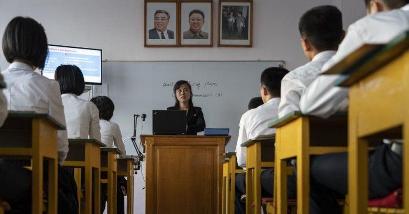 როგორია იზრდებოდე ჩრდილოეთ კორეაში?
