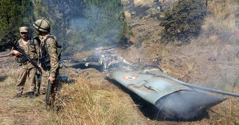ინდოეთი პაკისტანს ჩამოგდებული თვითმფრინავის პილოტის დაბრუნებას სთხოვს