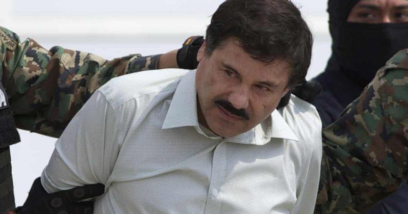 """მექსიკელ ნაკრობარონს, """"ელ ჩაპოს"""" აშშ-ის სასამართლომ სამუდამო პატიმრობა მიუსაჯა"""