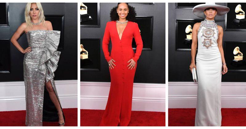 GRAMMY 2019 - როგორ გამოიყურებოდნენ ცნობილი ადამიანები წითელ ხალიჩაზე