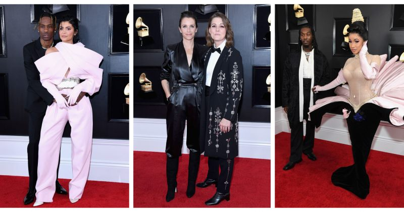 ვარსკვლავური წყვილები 2019 წლის Grammy-ს დაჯილოებიდან
