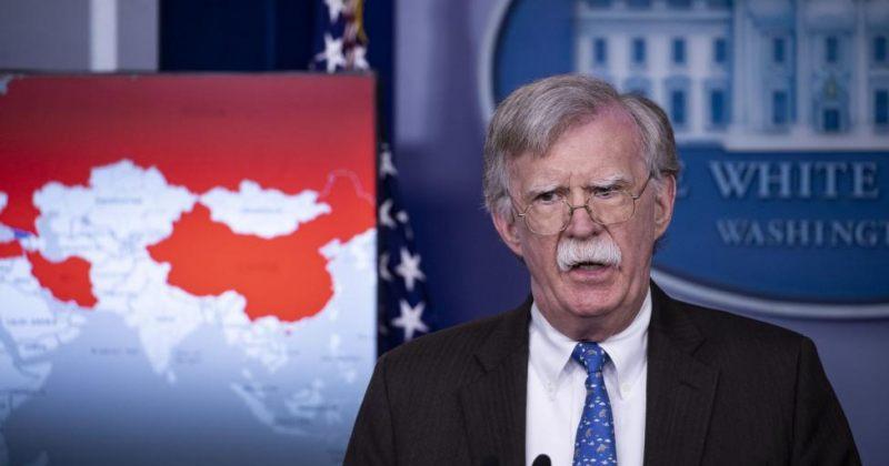 ბოლტონი: ამერიკას ახსოვს თიანანმენი, ჰონგ-კონგში მსგავსის გამეორება დიდი შეცდომა იქნება