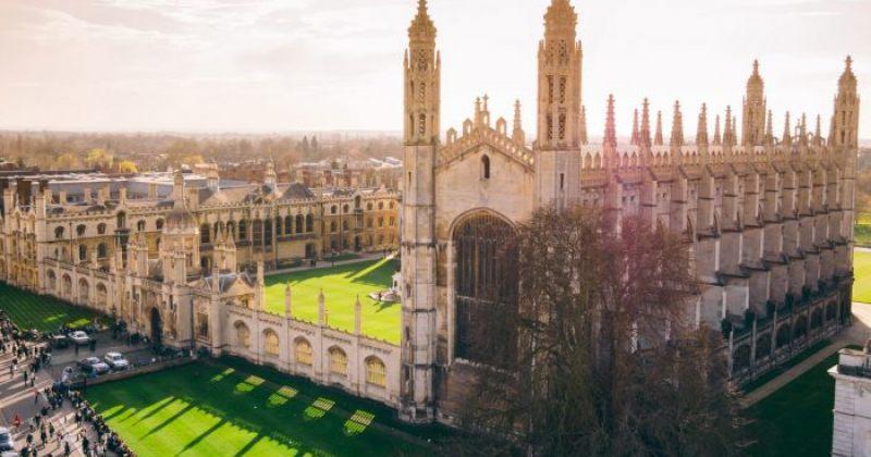 ყოფილმა სტუდენტმა კემბრიჯის უნივერსიტეტს 100 მილიონი ფუნტი შეწირა